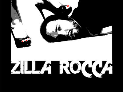 Zilla Rocca Hot Stepper t-shirt main photo