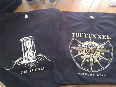 """Limited edition T-shirt + download of """"Fathoms Deep"""" main photo"""
