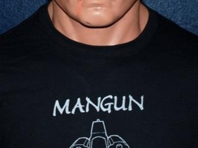 Limited Edition MANGUN T-Shirt and EP Package main photo