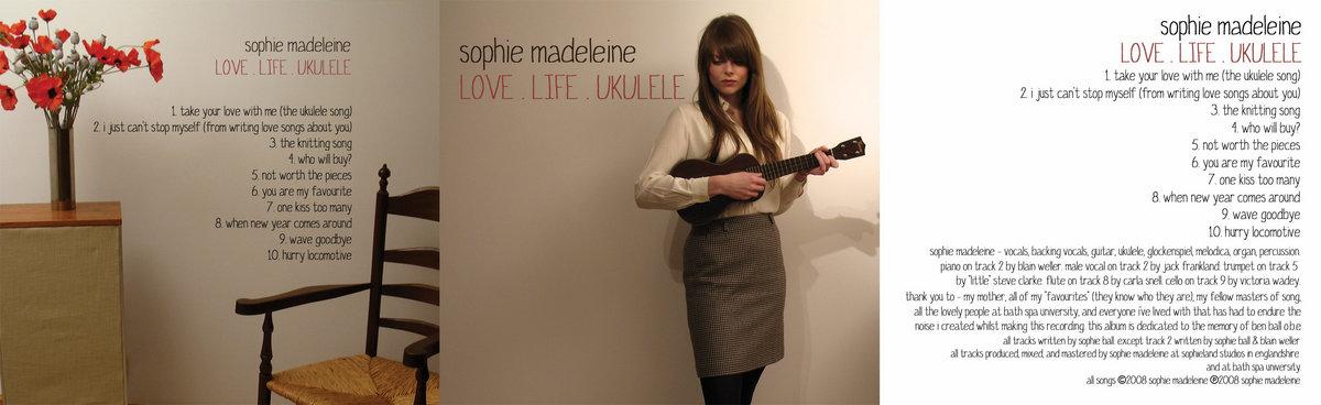 Love Life Ukulele Sophie Madeleine