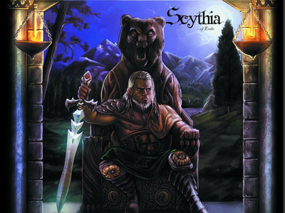 "CDs - Scythia - ""..Of Exile"" main photo"
