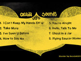 Cicada Sounds Limited Edition Screen Print (includes digital download) photo