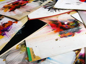 SVET002: The Tropics EP limited handpainted edition photo