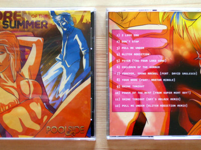 """""""Children of the Summer"""" Physical Disc main photo"""