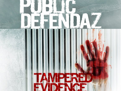 Limited Edition Tampered Evidence Autographed Copy main photo
