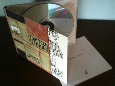 Limited Edition enhanced CD w/artwork by Grady McFerrin & Chris Estey main photo