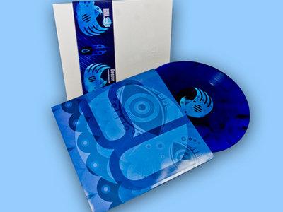 "GEEZER ""Deepwater Blackout"" limited  vinyl set w/ additional art print  by Niark main photo"