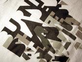 Organic Burning Shapes Eco T-shirt [Friendly Tribe Ltd. Edition] photo