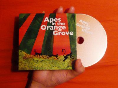 Apes in the Orange Grove (EP) main photo