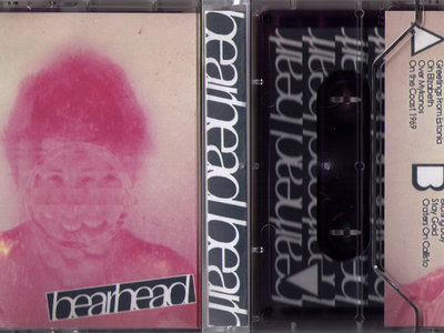 Bearhead EP Vol. 2 (Magic Rub Cassettes) main photo