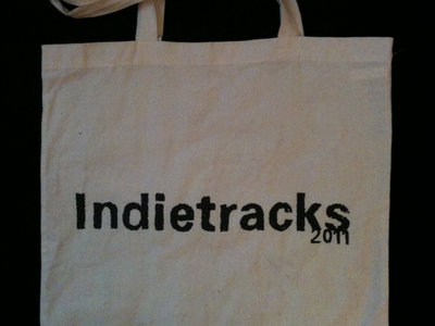 Indietracks 2011 Canvas Bag main photo