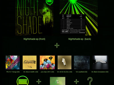 Nightshade Deluxe Edition (Limited to 10) main photo