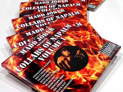 Madd Joker Presents:  Collabs of Napalm Vol. 1 main photo