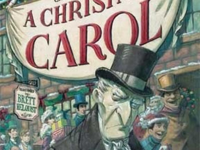 Charles Dicken's A Christmas Carol Gift Set- Performed by Nathan Granner main photo
