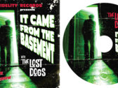 """It Came From The Basement - Concert DVD, Lost Dogs Sticker, 2 Buttons, 3 Guitar Pics, Movie Poster, CD, Digital Album, & YOUR NAME in the upcoming """"Route 66"""" film credits! photo"""