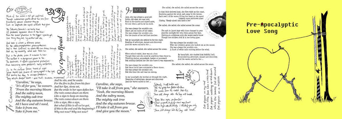Pre-Apocalyptic Love Song | Hannah Werdmuller