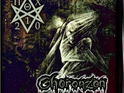 NOX 210 / CHORONZON - Tactical Magick Technology CD in DVD Case main photo