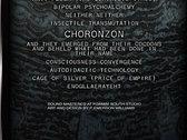 NOX 210 / CHORONZON - Tactical Magick Technology CD in DVD Case photo