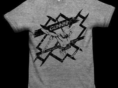 "Gunner ""Catalogue Your Faux Success"" shirt main photo"