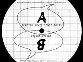 "Mickey Pearce - Tempted (F+ck Tonto Edit) / Softly Softly 12"" photo"