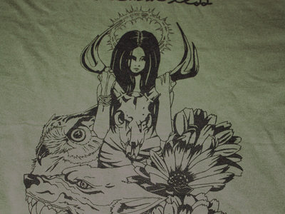 Dreamless t-shirt designed by Gina Newman main photo