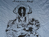 Dreamless t-shirt designed by Gina Newman photo