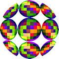 Music Mosaic image