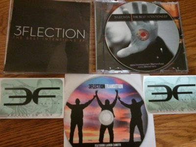 3flection Physical Package main photo
