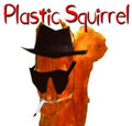 Plastic Squirrel image