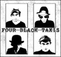 Four Black Taxis image