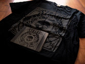 'The Fire in Hell' limited edition digipak CD + t-shirt combo photo