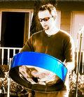 Kent Arnsbarger, steel drum artist image