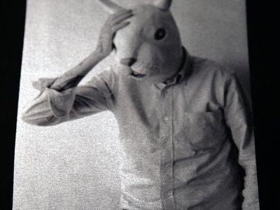 Fame Ride Bunny T Shirt (Black) main photo