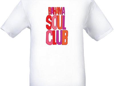 Shirt Bahama Soul Club - white main photo