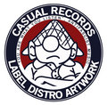 CASUAL RECORDS image