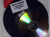 "7"" Vinyl + Free CD-R photo"