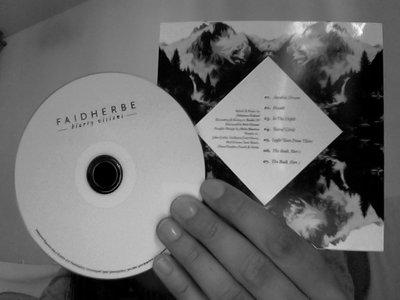 "EP ""Blurry Visions"" main photo"