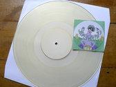 "SUPER LTD Edition Clear 12"" Vinyl/Poster photo"