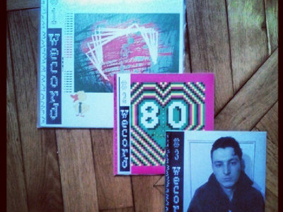 Bundle #1 + #2 + #3 Wecord main photo