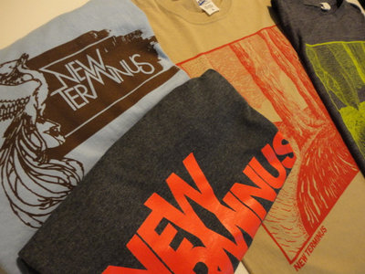 New Terminus T-shirts main photo