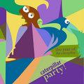 Caterpillar Party! image