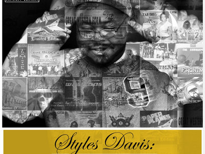 Physical Copy of Styles Davis:If Miles Could Talk and a Limited Edition Backpack main photo