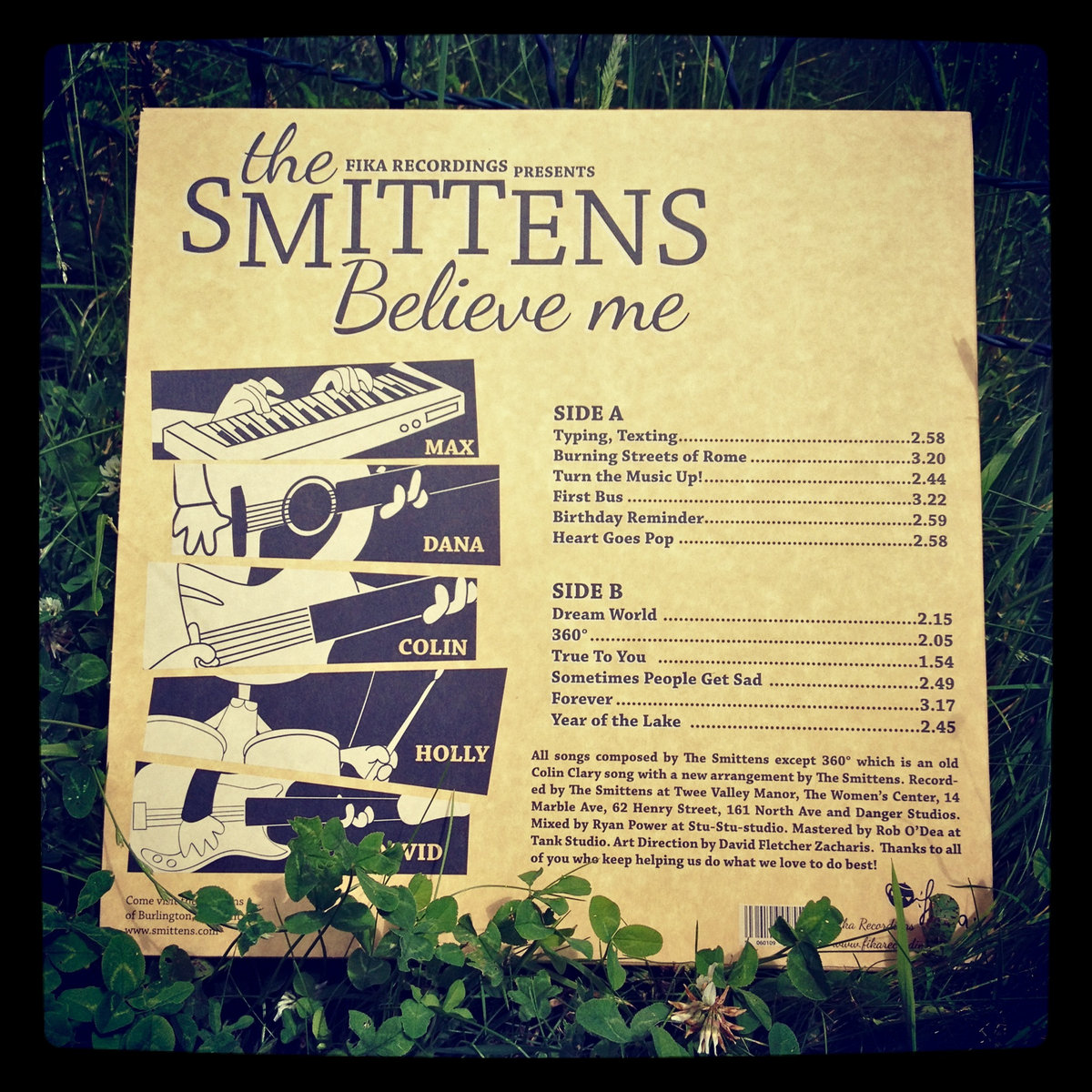 Burning Streets Of Rome | The Smittens