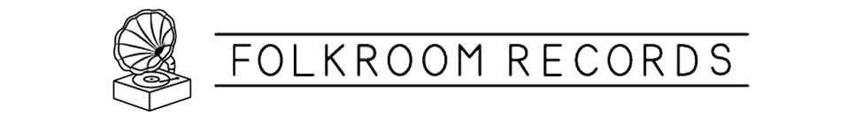 Folkroom Records logo, https://folkroomrecords.bandcamp.com/