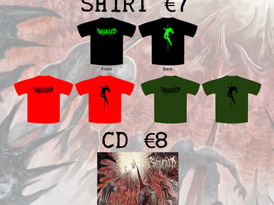 Digital Album & Logo Shirt/Logo Girly main photo