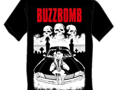 BUZZBOMB 'SECONDARY OBJECTIVES' T-SHIRT main photo
