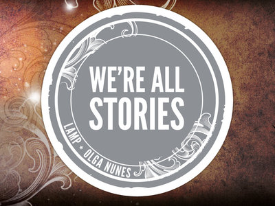 We Are All Stories Sticker 3-Pack main photo