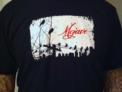 Mojave Crow's Funeral T-shirt main photo