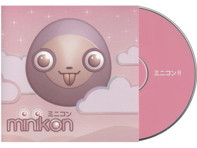 Minikon (st) - Kirakira 'Classic' CD main photo
