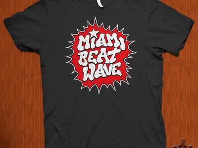 Miami Beat Wave T-Shirts & Tank Tops main photo